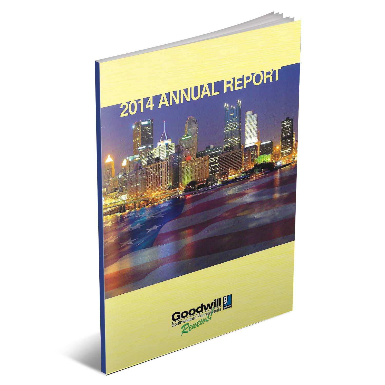 Annual Report Sample