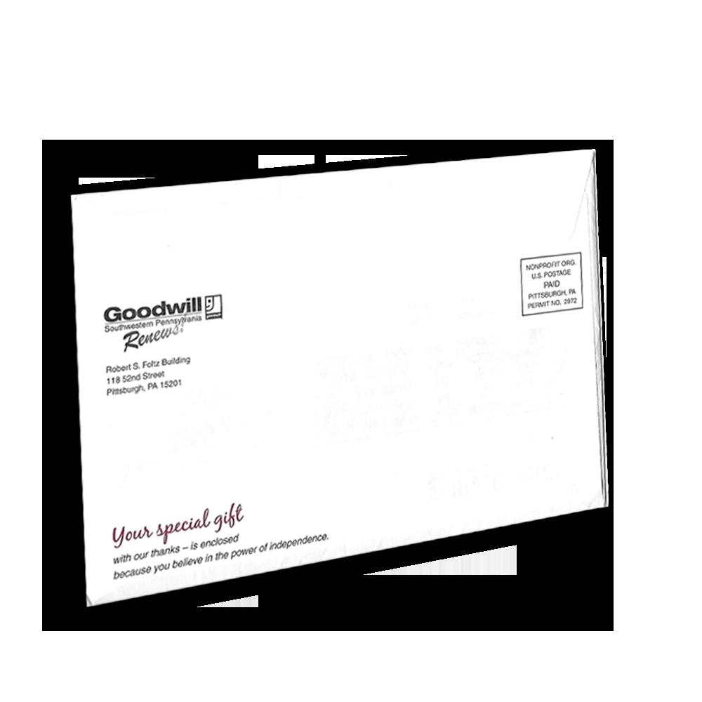 Envelope Sample